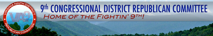 9th District Republican Committee of Virginia - Home of the Fightin' Ninth!