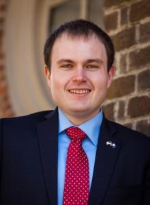 Adam L. Tolbert, 9th District Republican Chairman