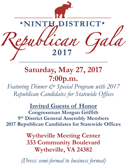 Virginia's 9th Congressional District Republican Committee – Home ...